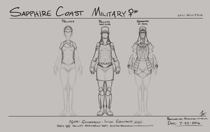 Sepharin Military Concepts by Firgof