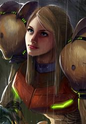 Samus Detail by transfuse