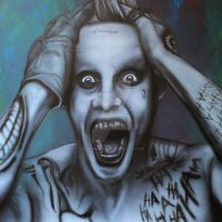 The new Joker I Jared Leto by buntUNDkreativ