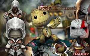 Little big planet wallpaper by ricky0819