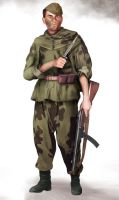 Soviet Scout by anderpeich