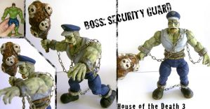 HOTD: Security Guard by vrlovecats