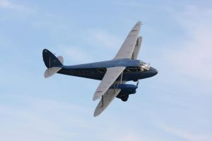 Dragon Rapide by james147741