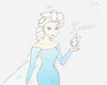 The Cold Never Bothered Me Anyways by BookLover1123
