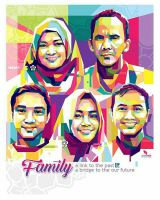 WPAP FAMILY by opparudy
