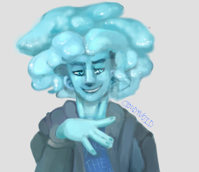 Painted Cloudy by CloudyVoids