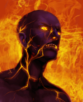 Ifrit by chirun