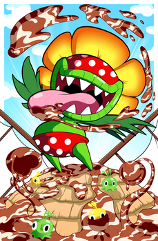 Down With Petey Piranha! by BLARGEN69