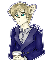 Asher by autumnnday