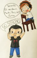 Markiplier Chair Lift by ChuubiFrog