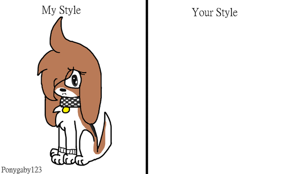 Sparkle Style Meme (UPDATE) by PONYGABY123