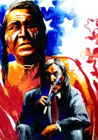 Native American by waldron1