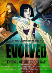 EVOLVEd : Echoes of the Codex War - Now Available! by ShojiAmasawa