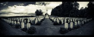 Cemetery again.. by Roman89