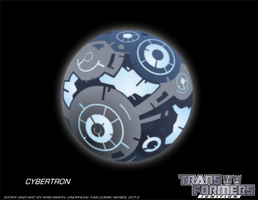 Transformers: IGNITION - Cybertron by KrisSmithDW
