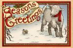 Holiday Cards 2011 - Season's Bleatings by Tatter-Hood