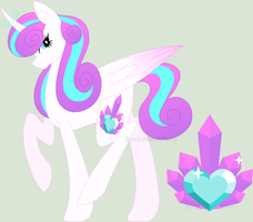 MLP NG Debut: Flurry Heart by BookWormPony