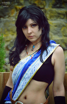 Fang - Final Fantasy XIII Cosplay by Dragunova-Cosplay
