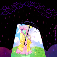 don't forget your umbrella by doodlemancy