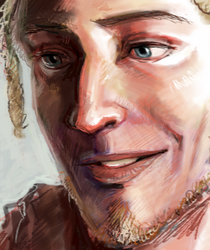 detail view: face by bigbigtruck