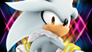 Silver the Hedgehog by Light-Rock