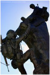 Military Mountaineers by MauserGirl