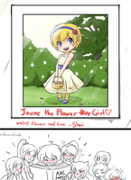 Jaune's Childhood 2 by CSLucaris