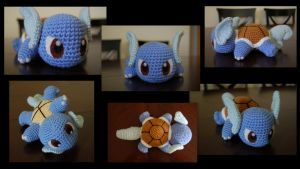 Baby Wartortle by aphid777