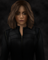 Daisy Johnson by GetLostGames