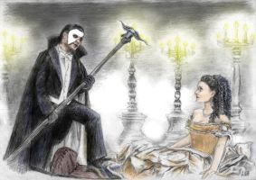 The Phantom Of The Opera by greatunknown