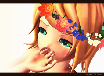 MMD Magical Tears by Adrianbrazt10