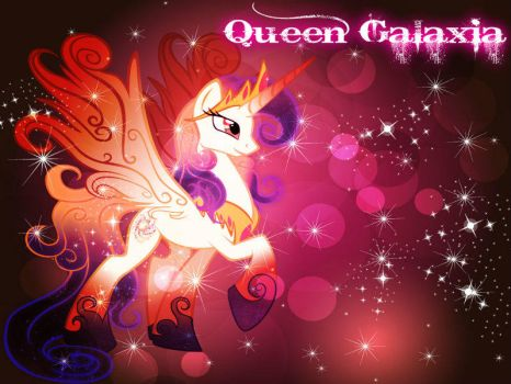 Queen Galaxia by Mobin-Da-Vinci