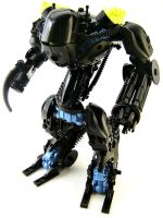 Bionicle MOC: Voyager by LordObliviontheGreat