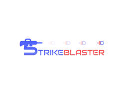 Logo Design - Strike Blaster - SOLD by MorBarda