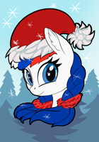 Winter Marussia by LuneBat
