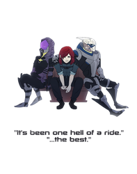 Mass Effect: The Best by labotor11