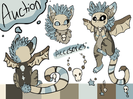 Original Character Auction by starsleeps