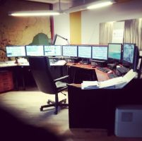 InstaG: The Mission Control Center by Helkathon