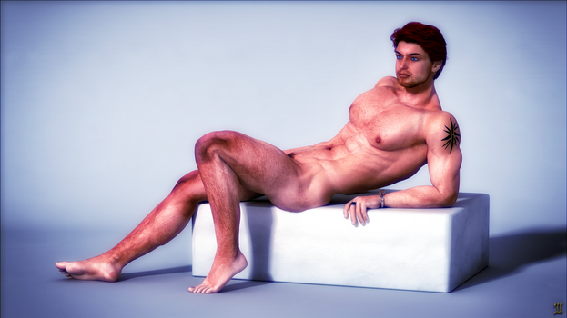 Sexy Nathan by ExGemini