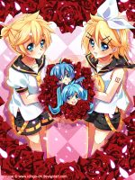 Double the Love by Ichigo-OH