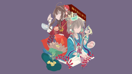 [Contest-Entry][Festival] Nuwa Chengzhang Riji by Hespen