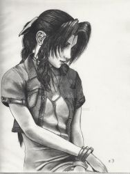 Aerith by emicathe