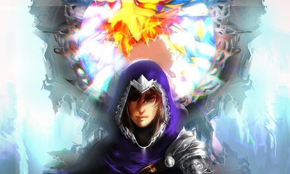 Talon, The Blade's Shadow by Luxial