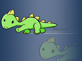 Dinosaur 4 by moomadesign