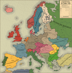 The political situation in Europe, AD 1936 by mihaly-vadorgrafett