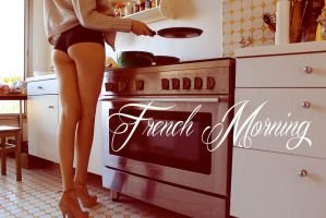 French Morning by Chriss-art