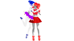 :::TDA Baby and Ballora Collab::: by WaruiKashu