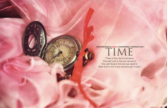 Time is free by bwaworga