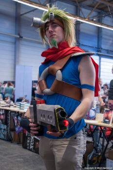 Jak at FACTS 2014 by KillingRaptor