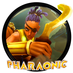 Pharaonic - Dock Icon by courage-and-feith